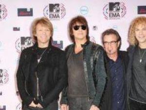 Billboard: Bon Jovi, trupa cu cele mai mari încasări din concerte în 2010