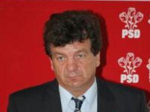 Virginel Iordache, preşedintele Organizaţiei Municipale Suceava a PSD
