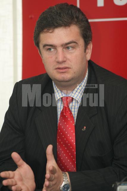 """Cătălin Nechifor: """"Din păcate, de când a început al doilea mandat, nu am avut altceva de văzut din partea lui Traian Băsescu decât dispreţ"""""""