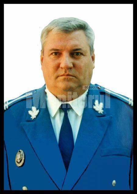 Doliu: Fostul şef al Şcolii de Jandarmi Fălticeni a încetat din viaţă la 60 de ani