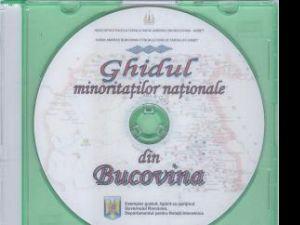 """Prezentare CD: """"Ghidul minorităţilor naţionale din Bucovina"""""""