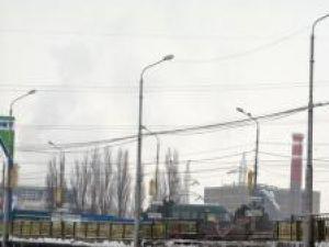 Pregătiri pentru turnarea pilonilor de consolidare a podului