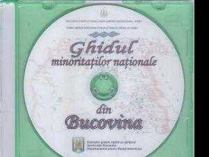 Ghidul minorităţilor naţionale din Bucovina