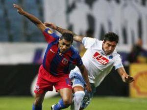 Bănel Nicoliţă va lipsi în meciul retur cu Napoli de diseară