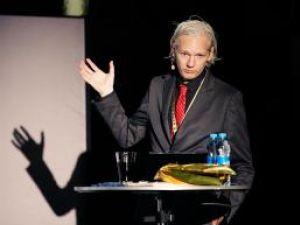 Julian Assange, desemnat
