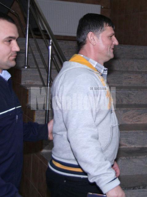 Severin Tcaciuc trebuie să aştepte întrunirea comisiei de eliberări condiţionate din Penitenciarul de Maximă Siguranţă Botoşani