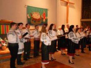 Corala Arhiepiscopiei Sucevei şi Rădăuţilor, în concert la Neuchatel