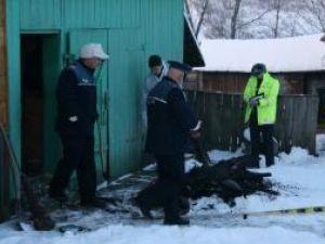 Tragedie: Doi bătrâni de 87 de ani, soţ şi soţie, morţi asfixiaţi în casă
