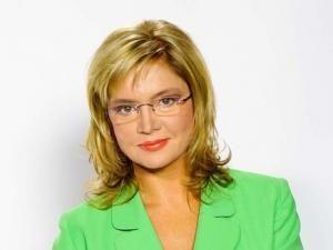 Cristina Ţopescu a fost implicată, joi, într-o tamponare uşoară, fără victime, pe DN1
