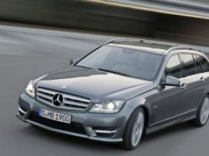 Mercedes Benz-C-Klasse Facelift