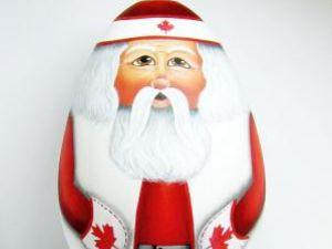 Guvernul canadian: Moş Crăciun este cetăţean canadian şi pilot profesionist
