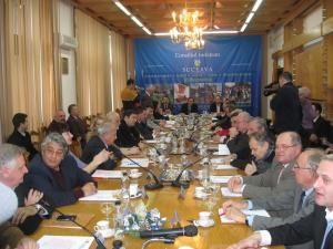 Ultima şedinţă ordinară a Consiliului Judeţean din acest an