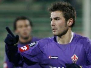 Zilele lui Mutu la Fiorentina sunt numărate