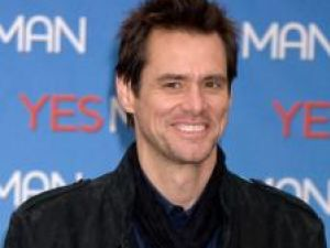 Jim Carrey a primit de Crăciun un pui de cangur