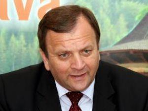 """Gheorghe Flutur: """"Executivul este alături de judeţul Suceava şi acum, la sfârşit de an"""""""