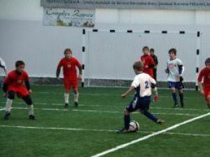 Fotbalul sucevean nu duce lipsă de talente, lucru confirmat şi la recenta Cupă Moş Crăciun