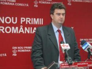Bilanţ: Nechifor, nemulţumit că PSD nu a reuşit întotdeauna să  convingă populaţia că este un partid serios