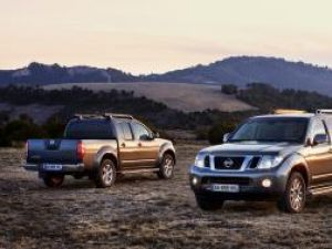 Nissan Navara & Pathfinder Facelift