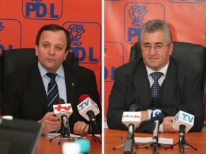 Flutur şi Lungu şi-au anunţat candidaturile pentru alegerile locale din 2012
