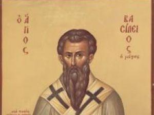 Sf. Vasile, prăznuit pe 1 ianuarie