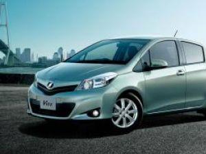 Toyota Yaris - (Vitz)