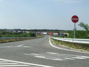 Intrarea camioanelor în Ungaria va fi restricţionată în perioada Anului Nou