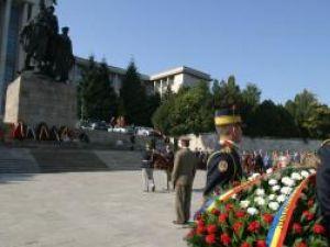 Preşedinţia a lansat o licitaţie electronică pentru a cumpăra flori tăiate şi coroane de flori