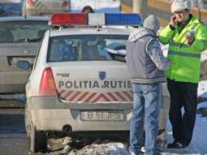 În week-end poliţiştii au depistat în trafic trei şoferi care consumaseră alcool înainte de a urca la volan