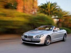 BMW Seria 6 Cabrio