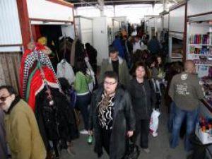 Lucrările de modernizare a Bazarului din lunca Sucevei vor fi reluate anul acesta