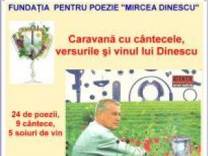 Mircea Dinescu la Suceava
