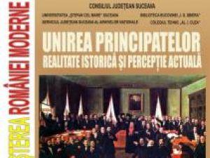 """Manifestare: """"Unirea Principatelor, realitate istorică şi percepţie actuală"""""""