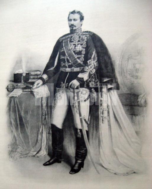 Imagini pentru alexandru ioan cuza portret