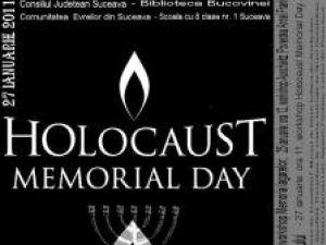 """Serie de manifestări: """"Holocaust Memorial Day"""""""