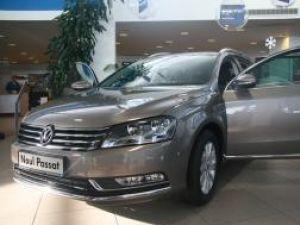 Noul VW Passat
