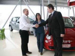 Suceveanul Remus Tofan a câştigat un Fiat 500