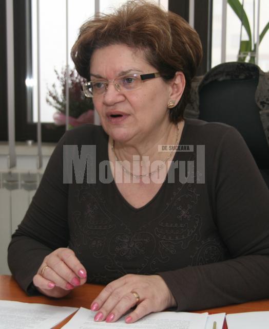 Directorului executiv al APIA Suceava, Angela Coroleuca