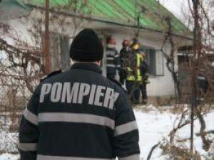 Unul după altul: Trei incendii, cu trei morţi, în doar câteva zile