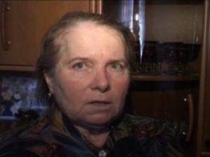 Maria Gălăţeanu a fost transportată la spital cu o ambulanţă SMURD
