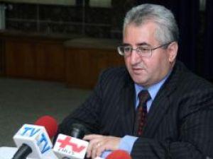 Ion Lungu i-a solicitat directorului ACET, Ştefan Groza, să acorde constructorilor asistenţa necesară pentru devierea conductei de canalizare