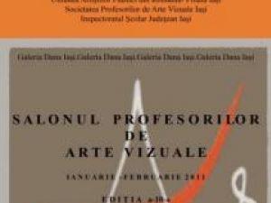 Recunoaştere: Diplome de Excelenţă pentru artişti plastici suceveni, la Salonul Profesorilor de Arte Vizuale - Iaşi