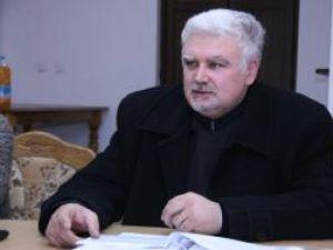 Preotul Minu Mititelu, preşedintele Asociatiei Lumina Lina Suceava