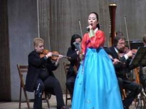 Concert inedit cu muzică tradiţională coreeană