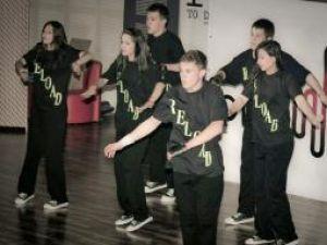 Trupa Reload la Cupa Liceelor la Street Dance 2010