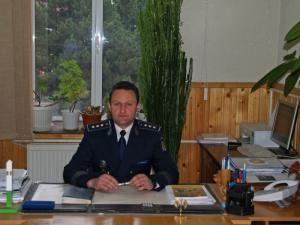 Comisarul-şef Cezar Ciorteanu a fost desemnat să îndeplinească atribuţiile şefului Inspectoratului Judeţean al Poliţiei de Frontieră Suceava