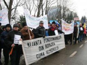 Sindicaliştii suceveni vor mai ieşi în stradă pe 8 şi 15 martie