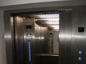 Alte trei ascensoare moderne au fost montate în această săptămână la Spitalul Suceava
