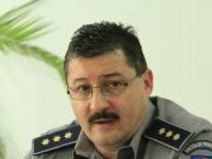 Comisarul-şef Gheorghe Ieremia a fost şef al IJPF Suceava până acum o săptămână, când demisia sa a fost acceptată