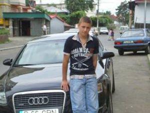 Iustin Scutaru a fost prins aseară pe raza comunei Vatra Moldoviţa