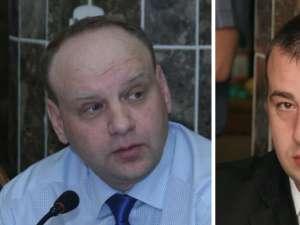 Confruntare deschisă între consilierul local Ovidiu Donţu şi viceprimarul Sucevei Lucian Harşosvchi